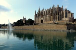 La_Catedral_de_Palma_de_Mallorca_de_estilo_gótico