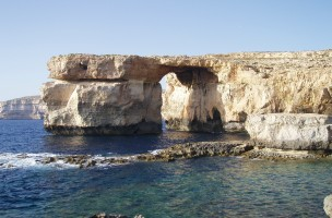 The Azure Window, Dwejra Bay, Gozo