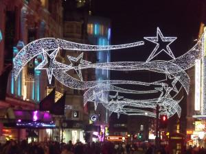 Navidad en Londres que hacer