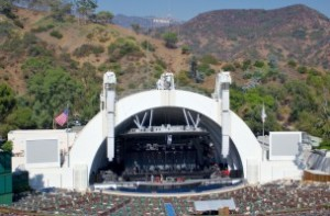 Estadio Hollywood Bowl en Los Ángeles