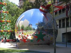 Cómo es la navidad en australia