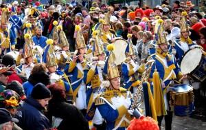 Carnaval de Colonia en Alemania