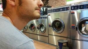 Limpiar la ropa en las lavanderías de Nueva York