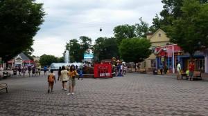 Visitamos el parque de atracciones Six Flags