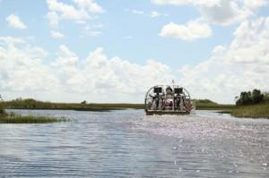 Paseo por los Everglades