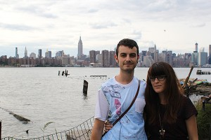 Vistas de Manhattan desde Williamsburg